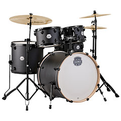 "Mapex Storm 22"" Deep Black Drum-Set « Batterie acoustique"