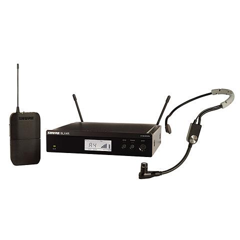 Micrófono inalámbrico Shure BLX14RE/SM35 S8