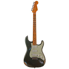 Fender Custom Shop 1959 Stratocaster Heavy Relic Olive D « Electric Guitar