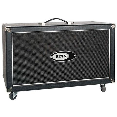 "Pantalla guitarra eléctrica Revv 2x12"" Cabinet"