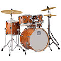 "Mapex Storm 20"" Camphor Wood Grain Drum-Set « Batería"