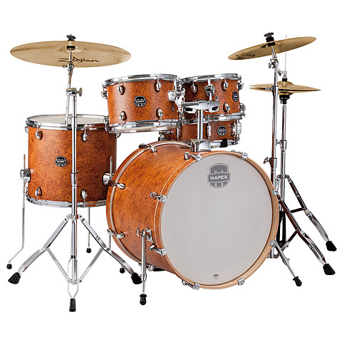 Mapex Storm 22  Camphor Wood Grain Drum-Set
