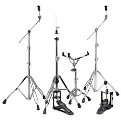 Mapex Armory HP8005 Chrome Finish Hardware Pack « Pack hardware batterie