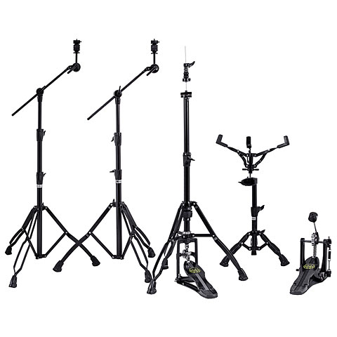 Mapex Armory Black Finish Hardware Pack