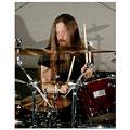 """Snare Drum Mapex Black Panther Chris Adler """"Warbird"""" Snare"""
