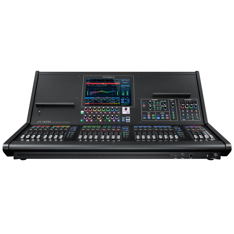 Roland m 5000 console de mixage num rique - Console de mixage numerique ...