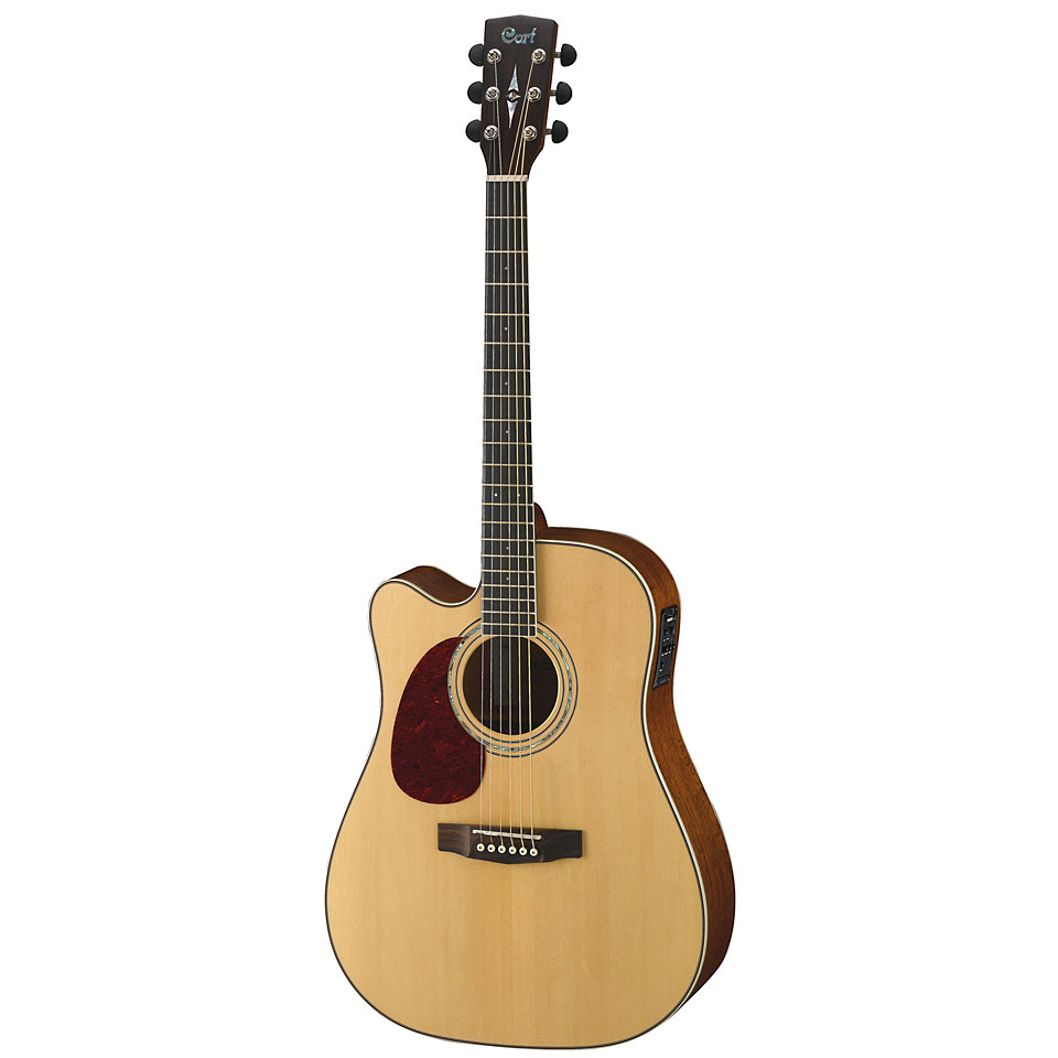 Westerngitarren - Cort MR710F NS LH Westerngitarre Lefthand - Onlineshop Musik Produktiv