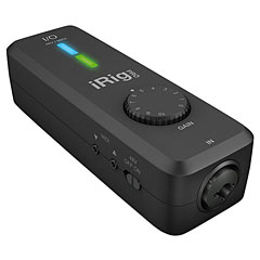 IK-Multimedia iRig Pro IO « Interface de audio