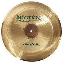 "Istanbul Mehmet El Negro 18"" China « Cymbale China"