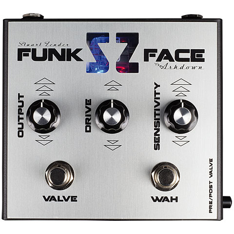 Ashdown Funk Face - Stuart Zender