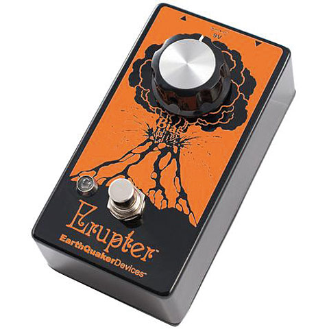 Pedal guitarra eléctrica EarthQuaker Devices Erupter