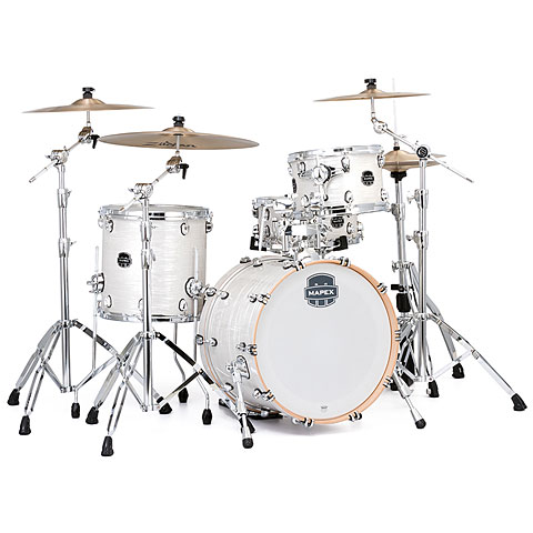 Mapex SaturnV MH Tour Edition 20  White Marine