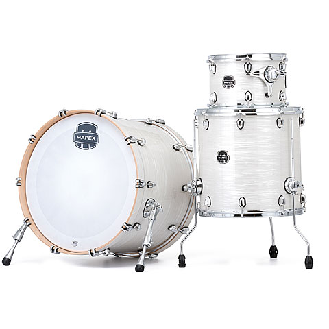 Mapex SaturnV MH Tour Edition 22  White Marine