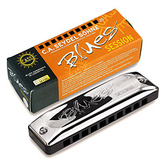 C.A. Seydel Söhne Blues Session Standard Low D « Richter Harmonica