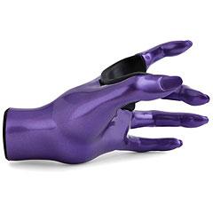 GuitarGrip The Valkyrie Purple Metallic Left