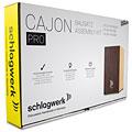 Cajon Schlagwerk Quick Assembly Kit Pro Wenge