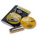 Armonica a bocca Richter C.A. Seydel Söhne Soundcheck V. 1 Steel - Blues Beginner Pack