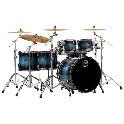 Mapex Saturn V MH Exotic Serie 22  Deep Water Maple Burl