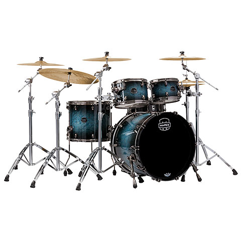Mapex SaturnV MH Exotic Serie 22  Deep Water Maple Burl