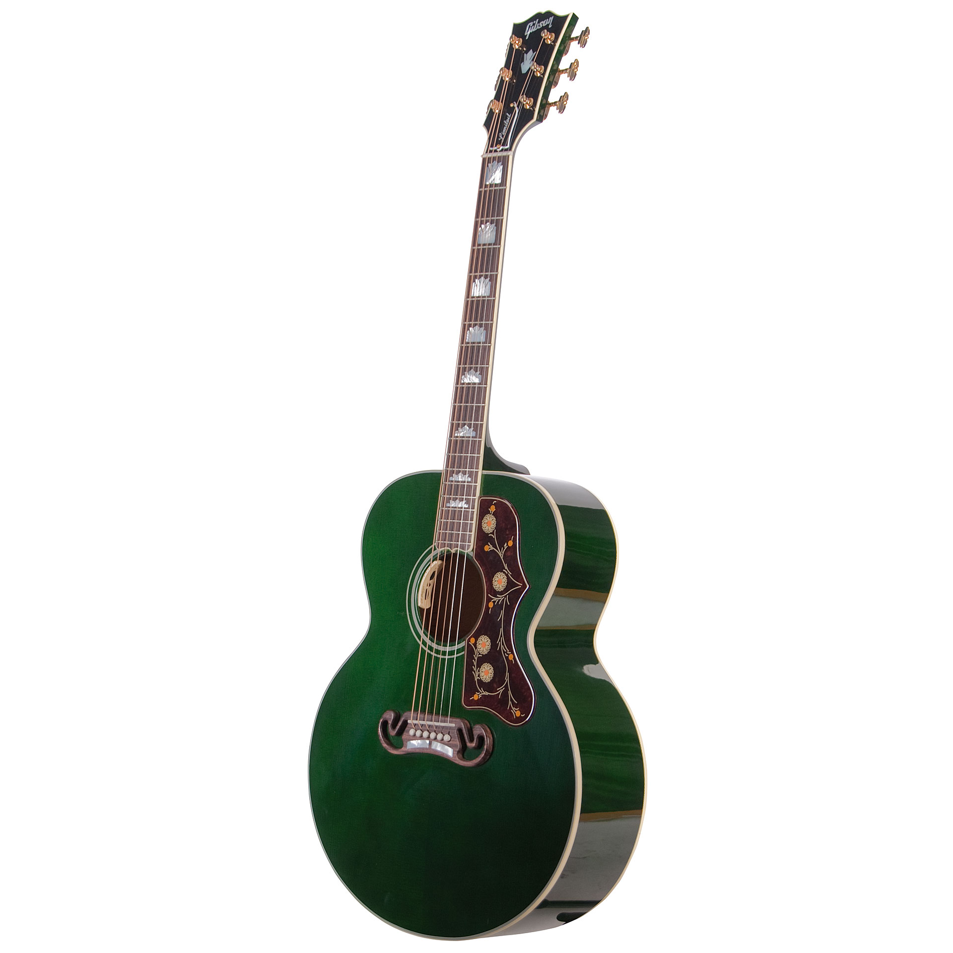 Gibson Sj 200 Emerald Green Limited Edition The Acoustic Guitar Forum