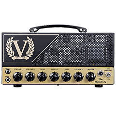 Victory The Sheriff 22 « Cabezal guitarra