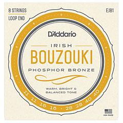 D'Addario EJ81 IrishBouzouki « Saiten Zupfinstrument