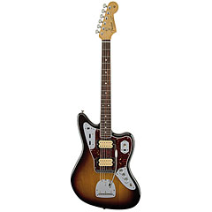 Fender Signature Kurt Cobain Jaguar 3TSB « Electric Guitar