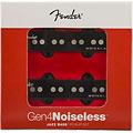 Pickup E-Bass Fender GEN 4 Noiseless Jazz Bass Pickup Set