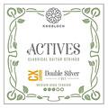 Cuerdas guit. clásica Knobloch Strings Double Silver Carbon 450KAC MHT