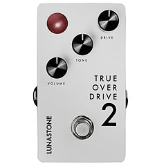 Lunastone TrueOverDrive 2 « Effectpedaal Gitaar