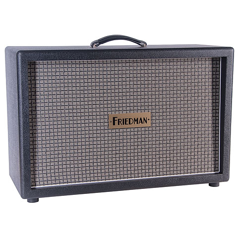 "Box E-Gitarre Friedman 2x12"" Checkered"