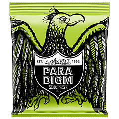 Ernie Ball Paradigm Regular Slinky 2021 .010-046 « Corde guitare électrique