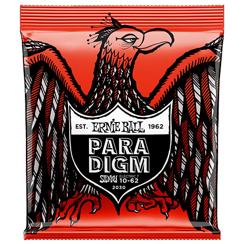 Ernie Ball Paradigm, 010-062, Skinny, 7-String