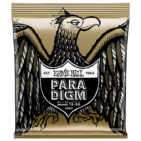 Ernie Ball Paradigm EB2084, 013-056, Medium, 80/20 Bronze