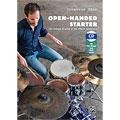 Instructional Book Alfred KDM Open-Hand Starter (+CD) :  für Schlagzeug