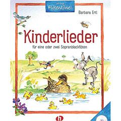Holzschuh Kinderlieder: für 1-2 Sopranblockflöten « Lehrbuch