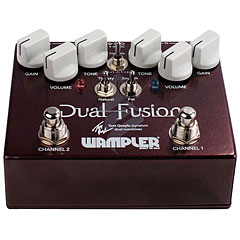 Wampler Dual Fusion V2 « Effetto a pedale