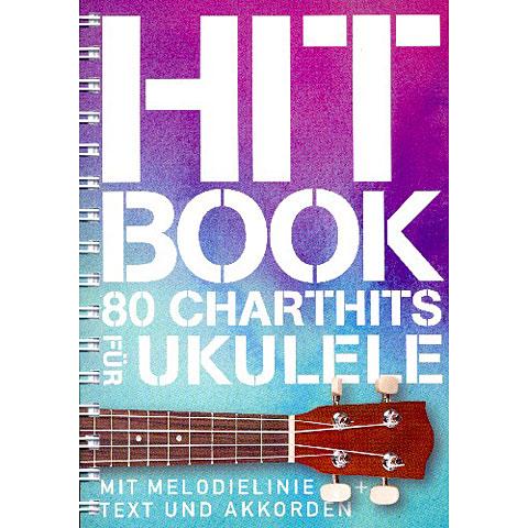 Bosworth Hitbook - 80 Charthits für Ukulele