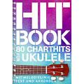 Recueil de Partitions Bosworth Hitbook - 80 Charthits für Ukulele