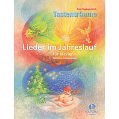 Holzschuh Tastenträume Lieder im Jahreslauf « Notenbuch