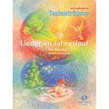 Libro di spartiti Holzschuh Tastenträume Lieder im Jahreslauf
