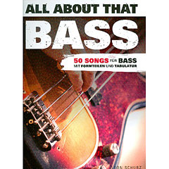 Bosworth All about that Bass « Libro de partituras