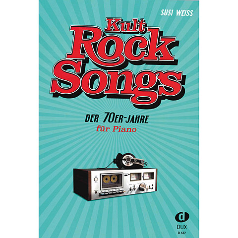Dux Kult-Rocksongs der 70er-Jahre
