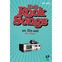 Dux Kult-Rocksongs der 70er-Jahre « Recueil de Partitions