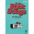 Libro di spartiti Dux Kult-Rocksongs der 70er-Jahre