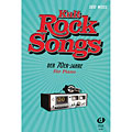 Recueil de Partitions Dux Kult-Rocksongs der 70er-Jahre