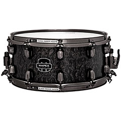 "Mapex Saturn V MH Exotic 14"" x 6,5"" Flat Black Maple Bur « Snare"