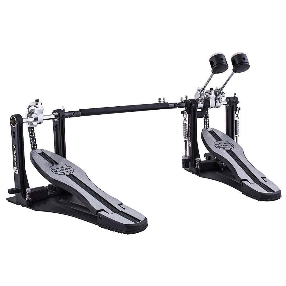 Drumhardware - Mapex Mars P600TW Twin Pedal Fußmaschine - Onlineshop Musik Produktiv