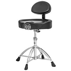Mapex Saddel Drum Throne with Backrest « Siège de batterie
