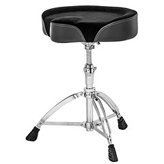 Mapex Black Saddel Drum Throne « Siège de batterie